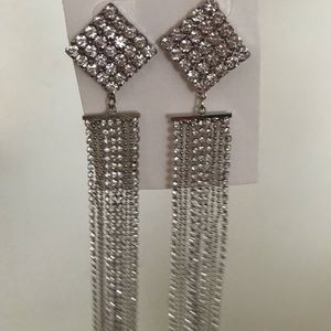 Luxury ladies crystal jewelry